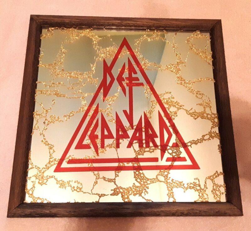 Def Leppard Logo 1980