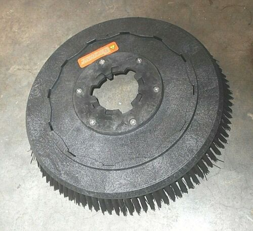 "Rotary Stripping Brush 15"" Black (160-A4)"