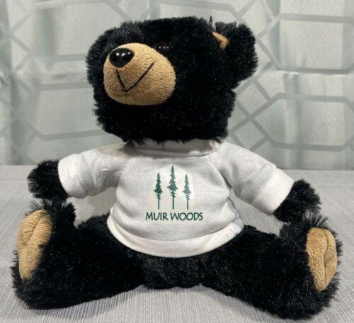 MJC Purr-Fection Muir Woods Bear Plush (Black)