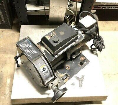 Cole-parmer 7585-30 Masterflex Bt Rapid Load Peristaltic Pump 12-350 Rpm 0.5hp