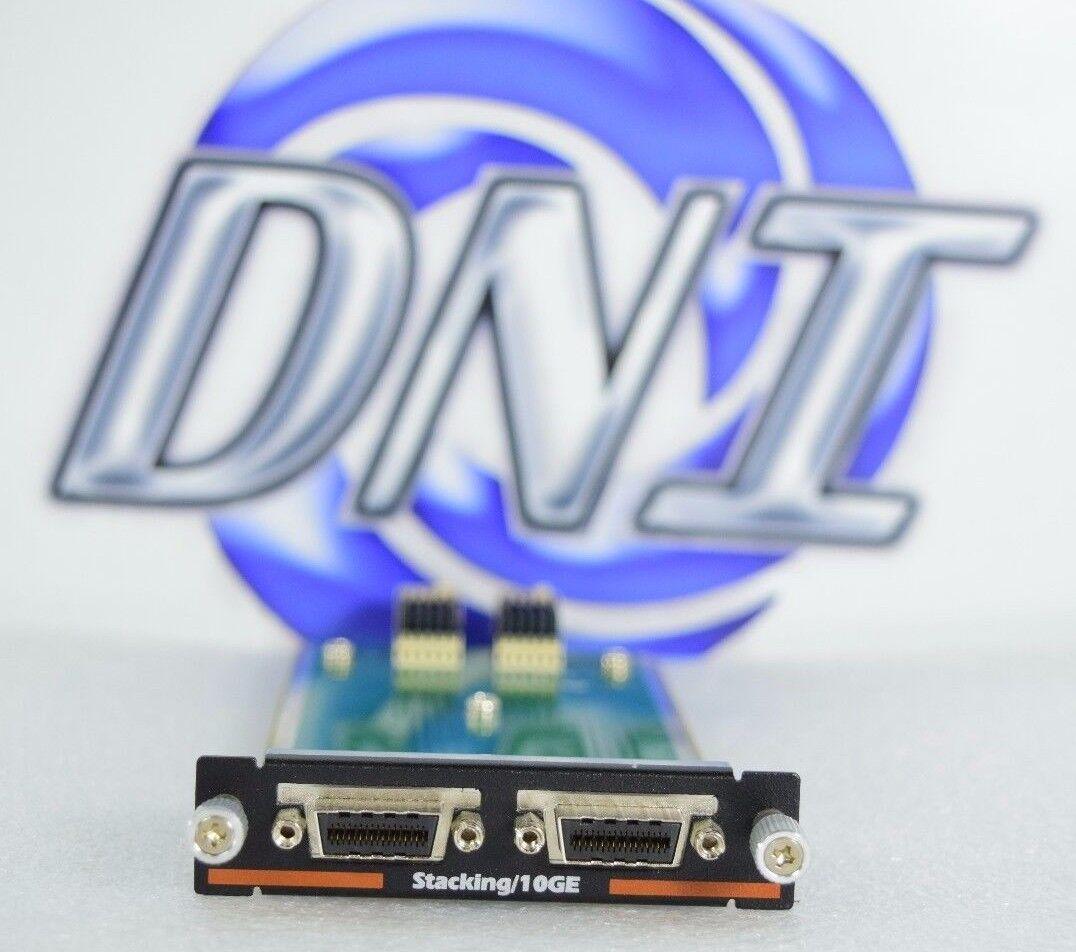 Dell RNDV3 PowerConnect Dual-Port CX-4 10GbE Uplink SFP+