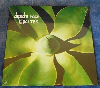 2LP Depeche Mode - Exciter ++ DMLP10 ++ OVP FOLIERT ++ STILL SEALED ++
