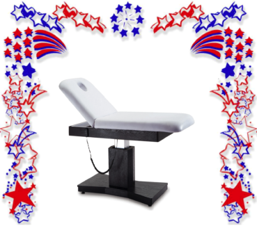 Facial Bed Beauty Bed Spa Equipment Massage Table Equipment Salon