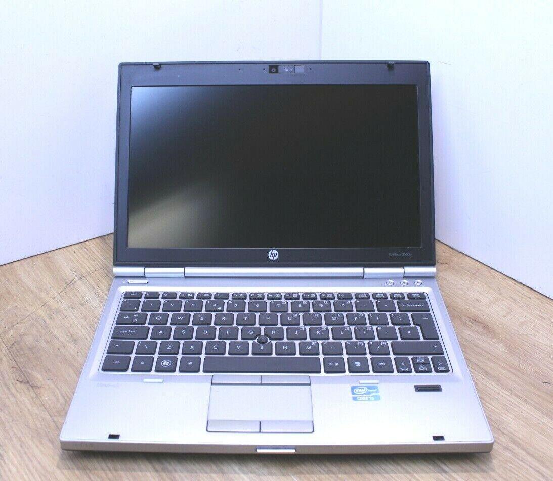 Laptop Windows - HP ProBook 2560p Windows 10 Laptop Intel Core i5 2nd Gen 2.5GHz 4GB 500GB HDD