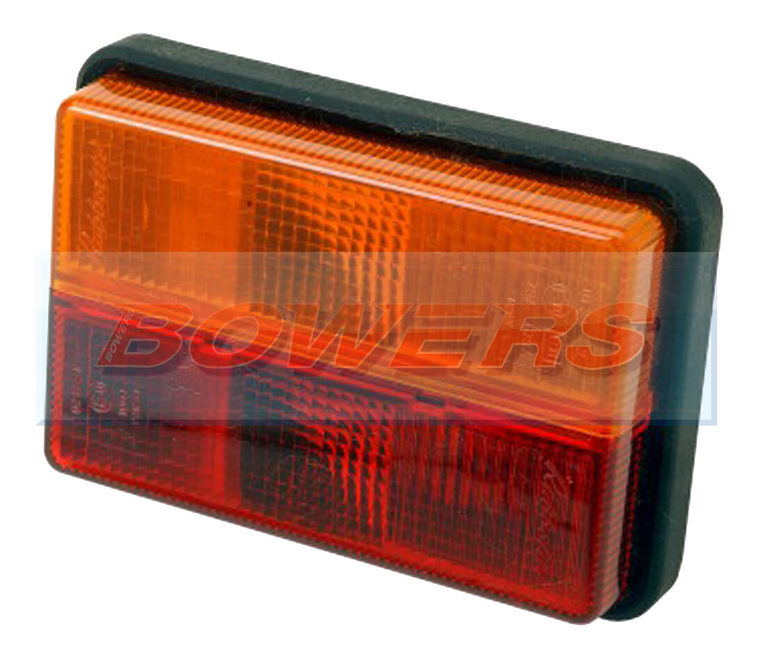 ASPOCK MULTIPOINT 2 II REAR L//H TAIL LIGHT LAMP FOR IFOR WILLIAMS TRAILER P07978