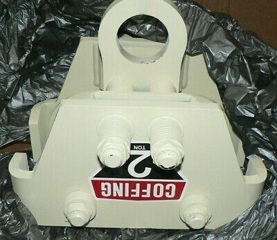 Coffing Cta-40p Hoist Trolly 2 Ton Ct-a Series