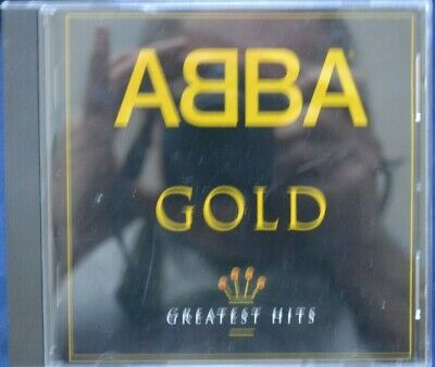 ABBA GOLDGreatest Hits CD