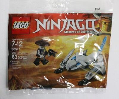 LEGO 30547 Ninjago Dragon Hunter Polybag 63pcs New Free Shipping