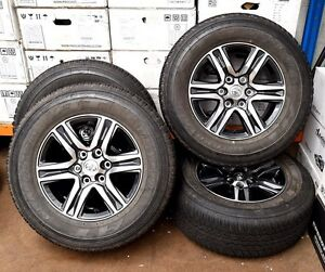 265/65R17 wheels and tyres Artarmon Willoughby Area Preview