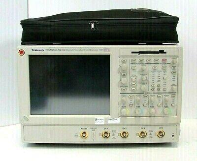 Tektronix Tds5054b-nv-av 500mhz 5gss 4 Channel Oscilloscope Accessories