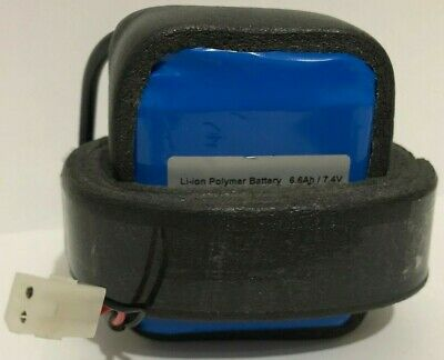 Welch Allyn Lxi Spot 42ntb Nob Otb Vital Signs Monitor Li-ion Battery Not Nimh