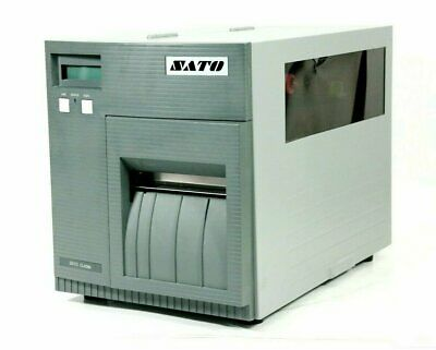 SATO CL408e Industrial Barcode Label Thermal Printer 203dpi for sale  Shipping to India