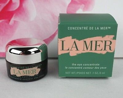 La Mer The Eye Concentrate 0 1Oz   3 Ml   New In Box    Deluxe Sample