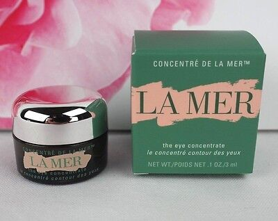 La Mer The Eye Concentrate 0.1oz / 3 ml - New in Box! - Deluxe Sample