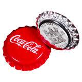 2018 Fiji Coca-Cola Bottle Cap-Shaped 6g Silver Proof $1 Coin in OGP SKU50357
