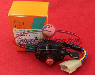 Kubota 588i-g 688 888 Harvester Components 5t057-42242 Headlight Switch