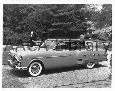 1952 Packard 400 Patrician, Factory Photo (Ref. #62067)