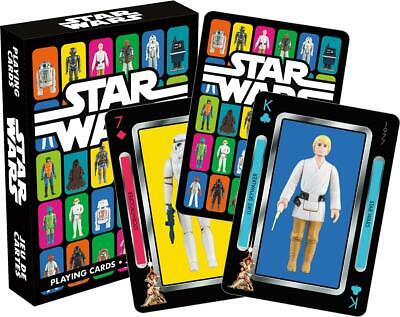 vintage kenner action figures playing cards