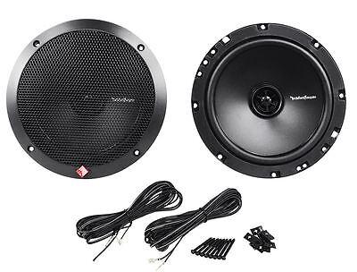 "Rockford Fosgate R1675X2 6.75"" 6-3/4 180W 2-Way Full Range Car Audio Speakers"
