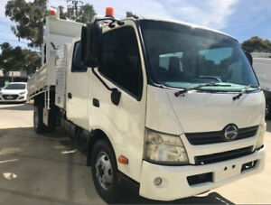 2012 HINO 300 917 Dual Cab Tipper (*$231 per week) Narre Warren Casey Area Preview