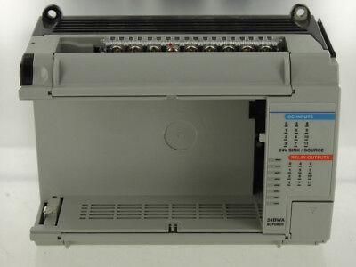 Allen Bradley Ab 1764-24bwa Plc Micrologix 1500 Base