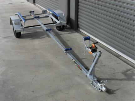 Boat Trailer to suit 14' from John Papas Trailers Australian Made Welshpool Canning Area Preview
