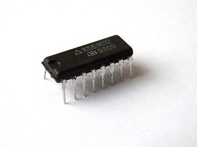 CD4051A ex-USSR CMOS Single 8-Channel Multiplexer QTY=10