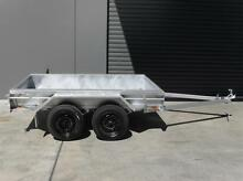 8x5 H/Duty Galvanised tandem trailer from John Papas Trailers Welshpool Canning Area Preview