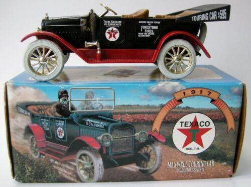 ERTL 1917  Maxwell Touring Car Collector Series 14 Texaco 1997 Collectibles