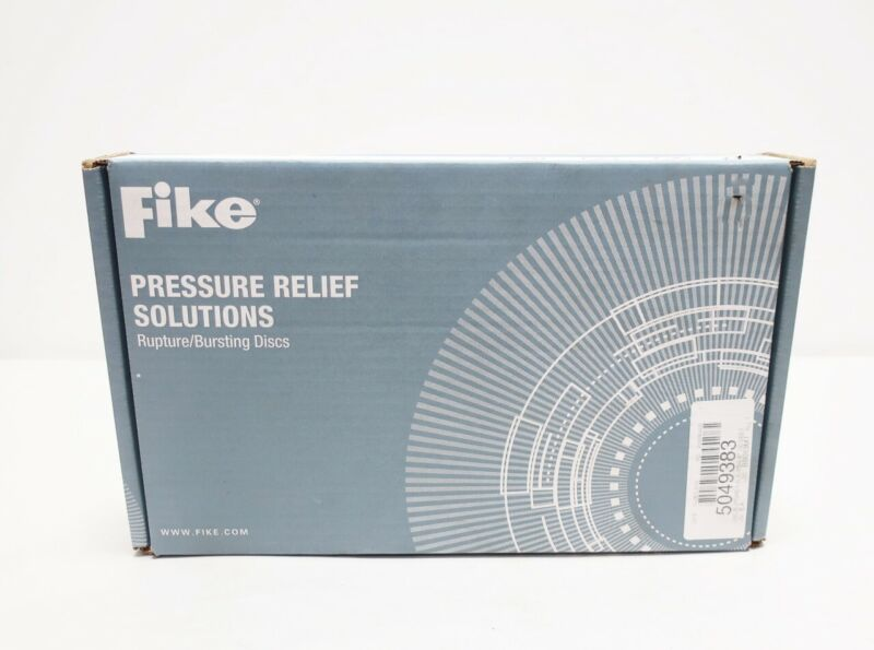 Fike HOV BT 17.9psi 6in Rupture Disc