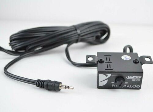 Toro Planet Audio Remote Sub Woofer Control Knob for Car