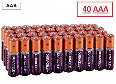 Duracell AAA 1.5v Alkaline CopperTop Batteries