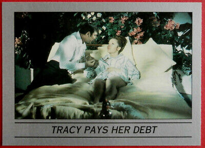 ON HER MAJESTY'S SECRET SERVICE - Card #33 - TRACY PAYS HER DEBT - Eclipse 1993