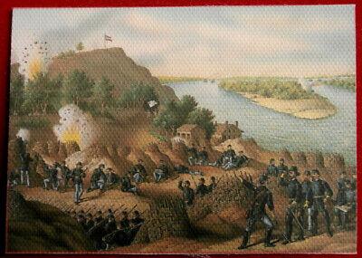 CIVIL WAR CHRONICLES - Kurz and Allison - Siege of Vicksburg - CANVAS CP15