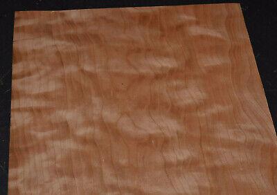 Cherry Wood Veneer Sheets 13 X 41 Inches 142nd  Sapweep   7681-5