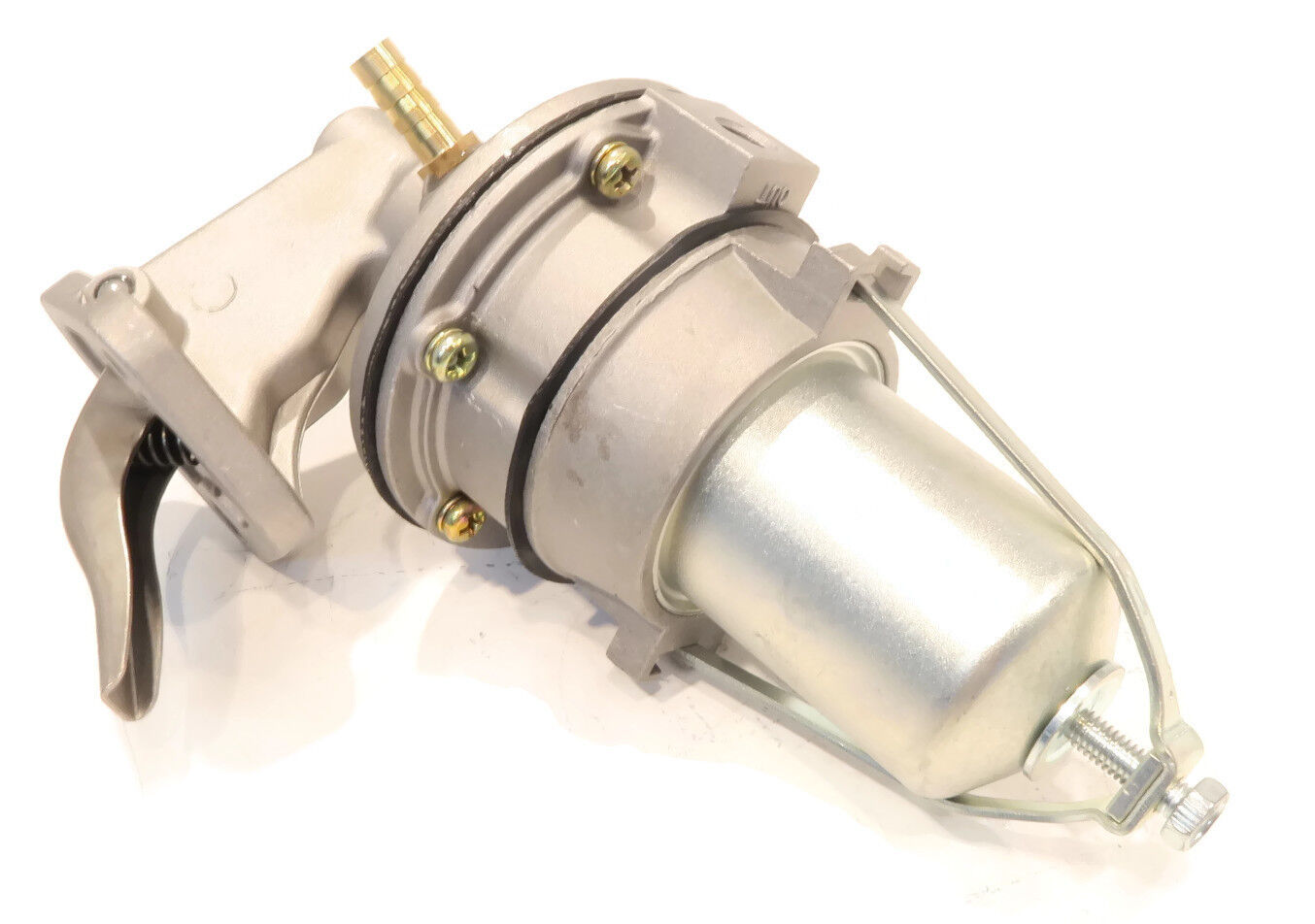 FUEL PUMP W// GASKETS for Sierra 18-7282 18-35437 OMC 509407 4-Cylinder Engines