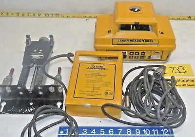 Laser Alignment Laser Beacon 6025 W Universal A.c Converter Construction Tool