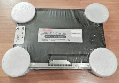 Kodak MIN-R Mammography cassette 18X24 cm with EV 190 Screen, X-Ray,NEW, sealed