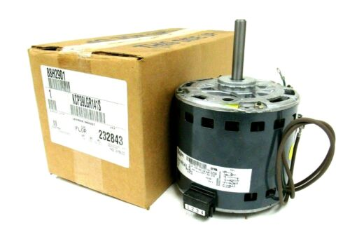 NEW GENERAL ELECTRIC KCP39LGR141S MOTOR 1075 RPM 1/3HP 115V 5KCP39LGR141S