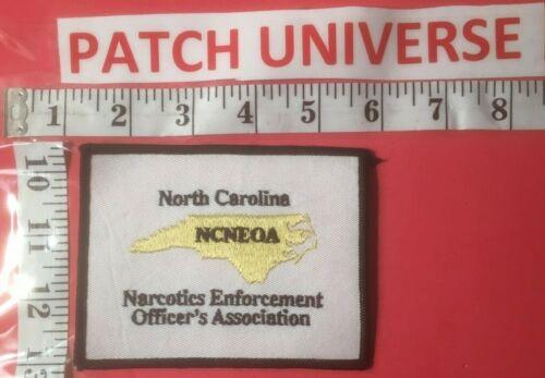 NC NARCOTICS ENFORCEMENT OFFICER