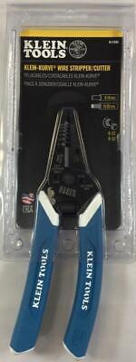 Klein Tools K11095 Klein-kurve Wire Strippercutter - Made In Usa - Brand New