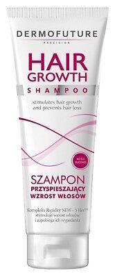 (100ml/3,25€) DERMOFUTURE beschleunigendes Haarwachstum Shampoo 200ml ★★DHL★★