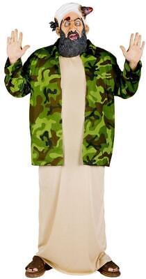 Osama Bin Laden Costumes (Most Wanted Osama Bin Laden Plus Size Adult)