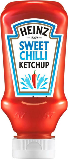 Heinz Tomato Ketchup Sweet Chilli 260G