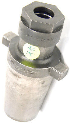 Used Universal Engineering Kwik Switch-400 Acura Grip Collet Chuck Ag75 80416