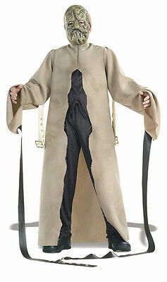 Deluxe Child Batman Begins Scarecrow Evil Doctor Crane Costume Size Small (Scarecrow Batman Begins Kostüm)