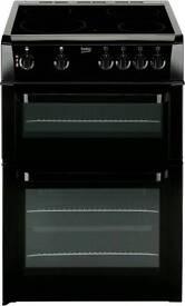 Beko double oven