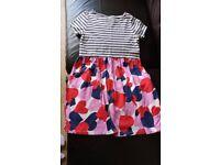 Mini Boden dress age 9 to 10