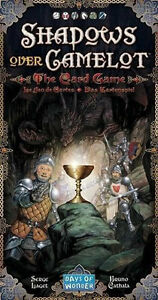 Shadows Over Camelot - The Card Game (New)