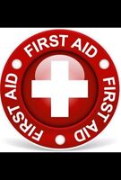 First Aid / CPR / AED Certification Course